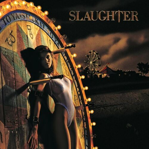 SLAUGHTER Stick it to Ya BANNER HUGE 4X4 Ft Fabric Poster Tapestry Flag cover