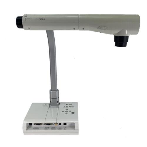 Elmo TT-02S Document Camera Visual Presenter Teacher