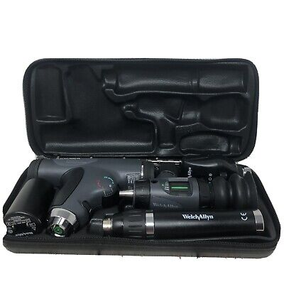 Welch Allyn Diagnostic Panoptic Set - Otoscope Ophthalmoscope