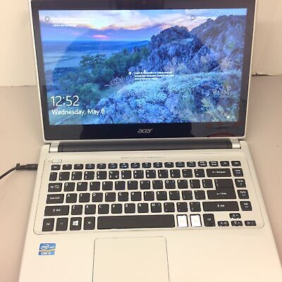 Acer Aspire V5-471 ***FULLY FUNCTIONAL*** i3/1.9GHz/4GB/128GB/Win10 Home