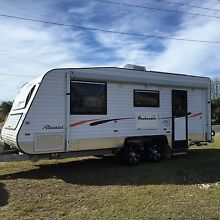 CARAVAN HIRE TUNCURRY - 2015 Regent Weekender $110 per day Hallidays Point Greater Taree Area Preview