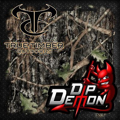 True Timber Conceal Green Camo Film Hydrographic Water Transfer Hydro Dip Demon