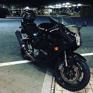 Hyosung GT650R Motorbike Townsville Townsville City Preview