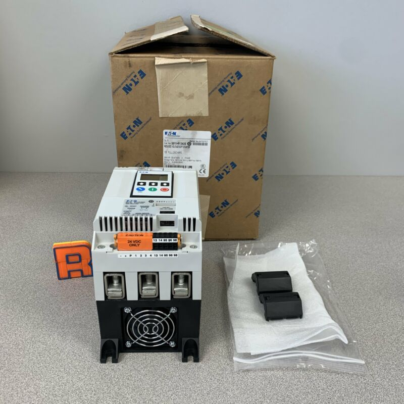 Eaton S811+R13N3S Reduced Voltage Soft Starter