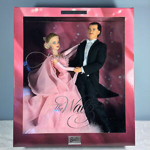 2003-The-Waltz-Barbie-and-Ken-Giftset-Limited-Edition-NRFB