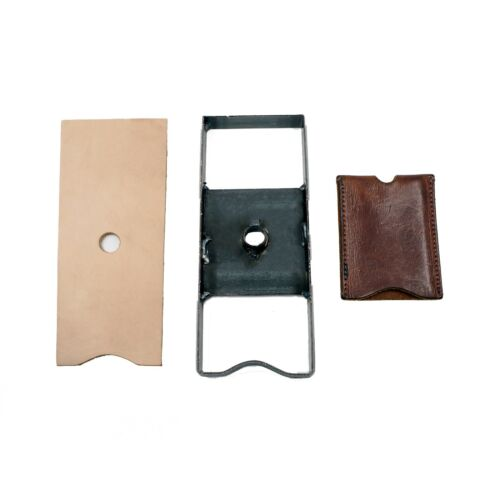 Wallet Card Holder Leather Clicker Die Brand New