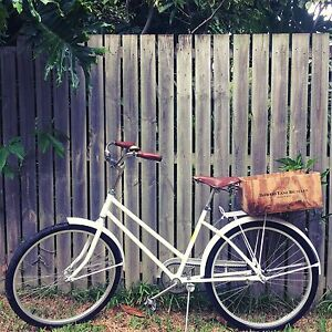 """""""Bowery lane bicycles"""" vintage style cruiser to sell Windsor Brisbane North East Preview"""