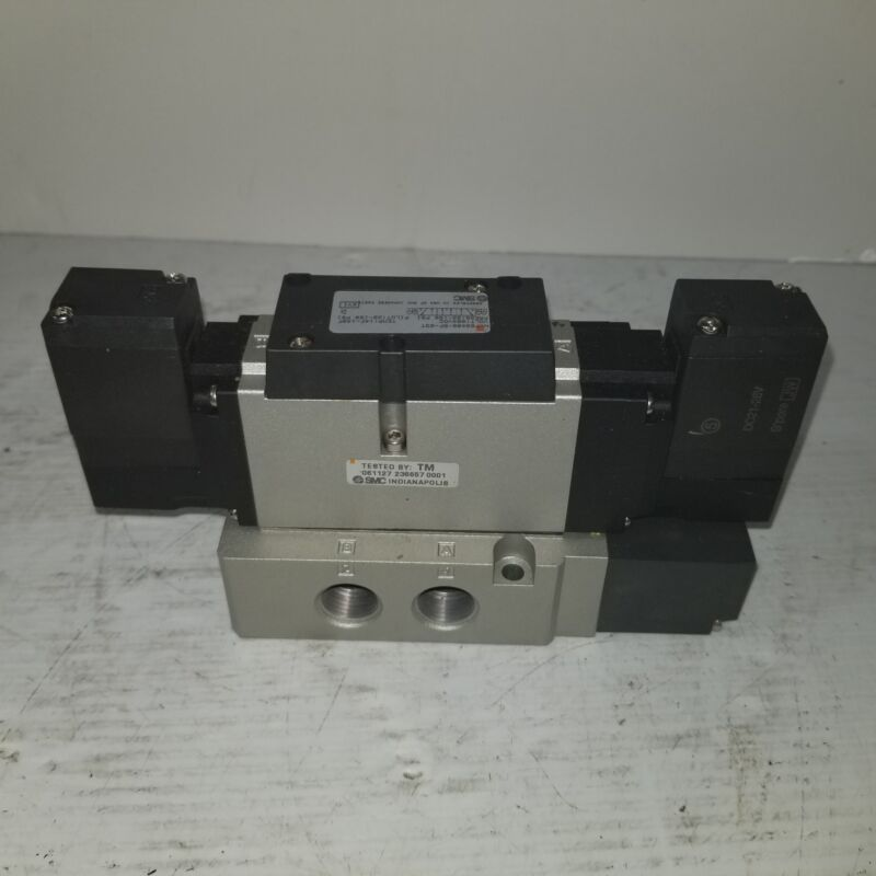 SMC NVFS3400-5F-03T Solenoid Valve Assembly