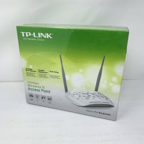 Tl-Wa801nd 11n 300mb 2.4ghz Qss/Cca Two Detachable Antennas