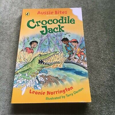LEONIE NORRINGTON. AUSSIE BITES. CROCODILE JACK. 9780143305958 for sale  Shipping to Canada