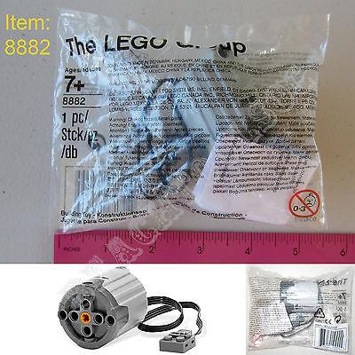 New LEGO TECHNIC Power Functions XL-Motor 8882 - Creator Truck Crawler Gears