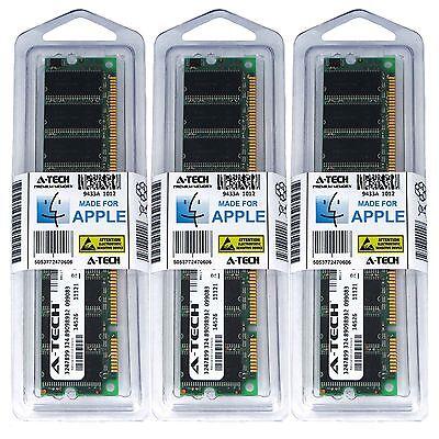 1.5GB KIT 3X 512MB PC133 APPLE Power Mac G4 Power Macintosh G4 M8493 MEMORY (512 Mb Memory Kit)