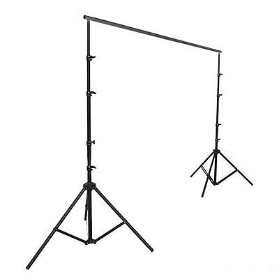 12ft x12ft Adjustable Backdrop Stand Wedding Photobooth Kit Photography - Photobooth Back Drop