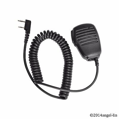 Microphone Speaker For Kenwood Tk308 Tk320 Tk340 Tk340d Tk348 Tk349 Tk350 Radio