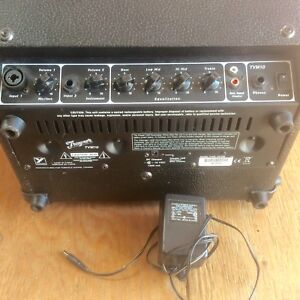 Traynor tvm-10 (ac/dc portable amp)