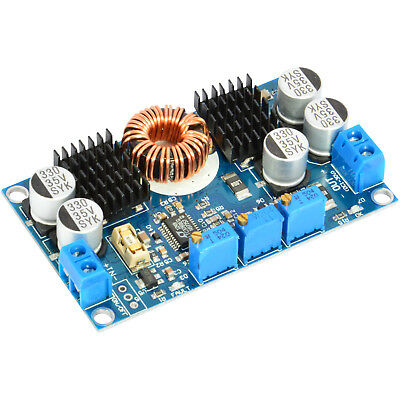 Ltc3780 130w Dc Synchronous Buck Boost Step Up Down Voltage Current Regulator