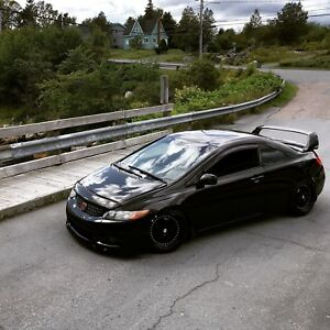 2008 Civic coupe