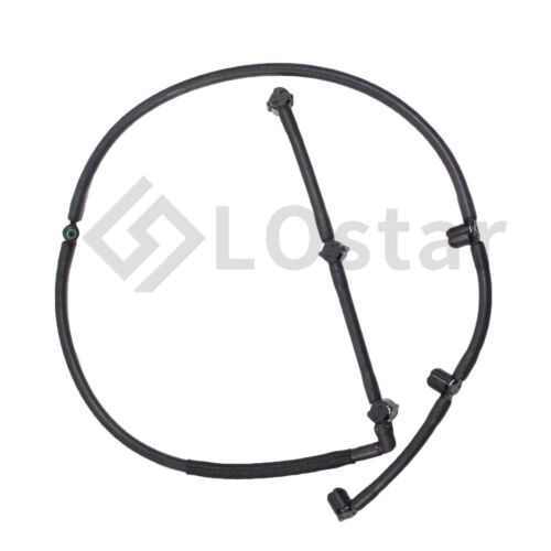 Fuel Injector Return Line Leak Oil Return Line Hose V6 3.0