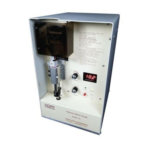David Kopf Instruments 720 Vertical Needle Pipette Puller 720C