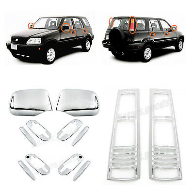 Upgrade Accessories Chrome Molding Covers Trims For 1997-2001 Honda CR-V SUV, used for sale  China