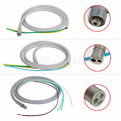 Dental Silicone Tube Hose 246 Hole Cable Fit High Low Speed Turbine Handpiece