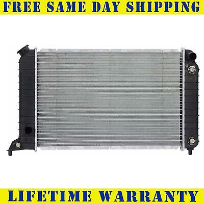 Radiator For 1994-2003 Chevy S10 GMC Sonoma Isuzu Hombre 2.2L Lifetime  Warranty