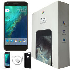 Google Pixel 5-inch, Factory Unlocked, Quite Black, 32GB, Free 2-Day Shipping