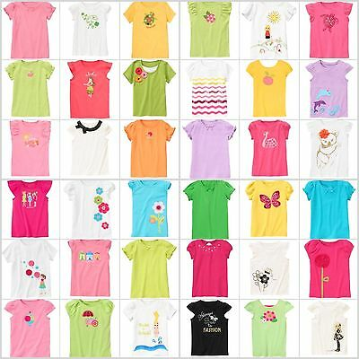NWT Gymboree Kids Girl Spring/Summer Short Sleeve Tee Top