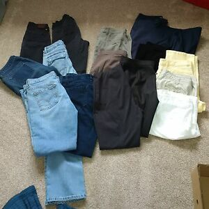 Size 8 Jeans & Dress Pants