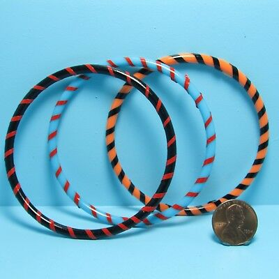 Dollhouse Miniature Toy Hula Hoop in various colors ~ FA70223