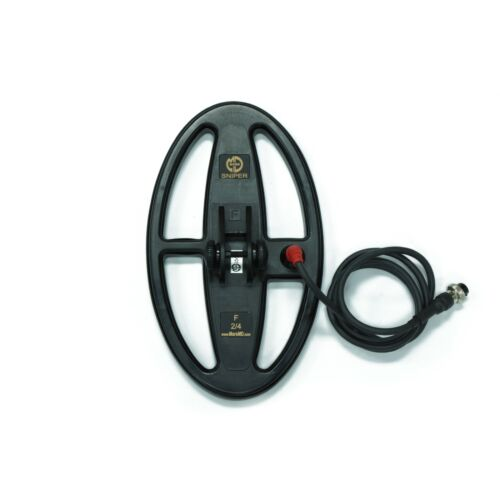 """Mars Sniper 10""""x6"""" DD WaterproofSearch Coil for Fisher F2 and F4 Metal Detector"""