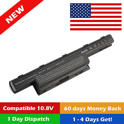 Long life Battery for Acer Gateway 4741 AS10D31 AS10D51 AS10D71 AS10D75 (Acer Laptop Battery Life)