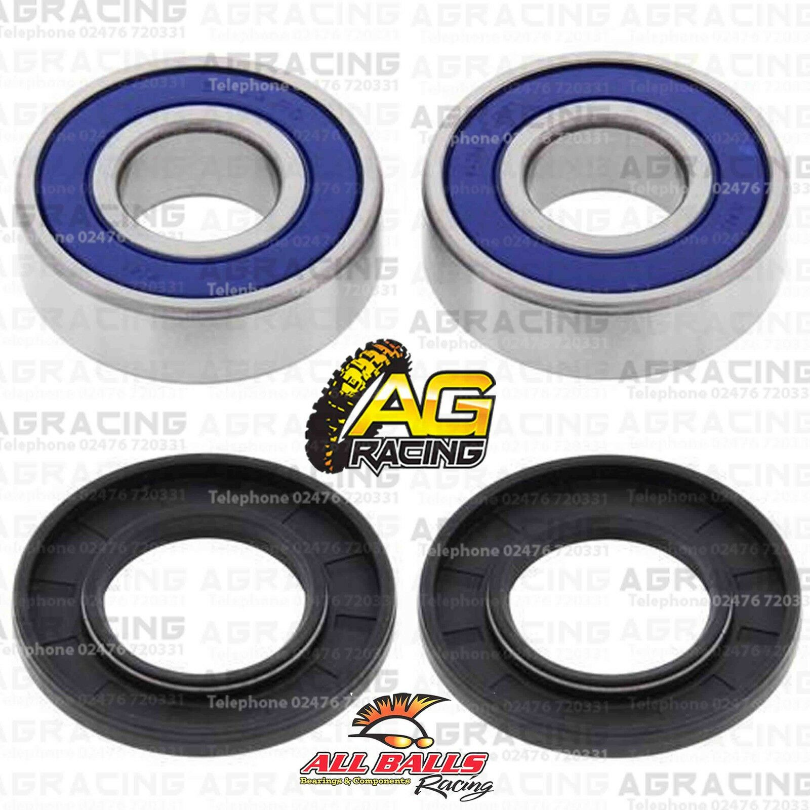 ALL BALLS FRONT WHEEL SPACER KIT FITS KTM SX 380 2000-2002