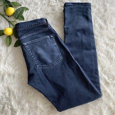 Acne Studios Vega Bladerunner Skinny Jeans 30 X 32 Washed Blue