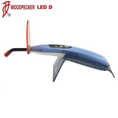Original Woodpecker Dental Curing Light Led Cure Lamp Unit Cordless Led D