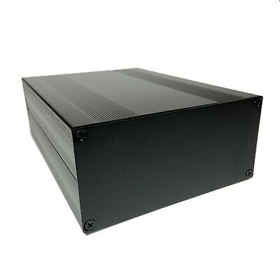 Aluminum Project Box Enclosure Case 8 X 5.7 X 2.7 Silver Or Black