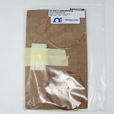 Omega Thermocouple Compact Transition Joint Probe Tjc24-cain-020u-60