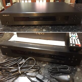 OPPO BDP-103AU / Bluray DVD SACD Player / Excellent Condition