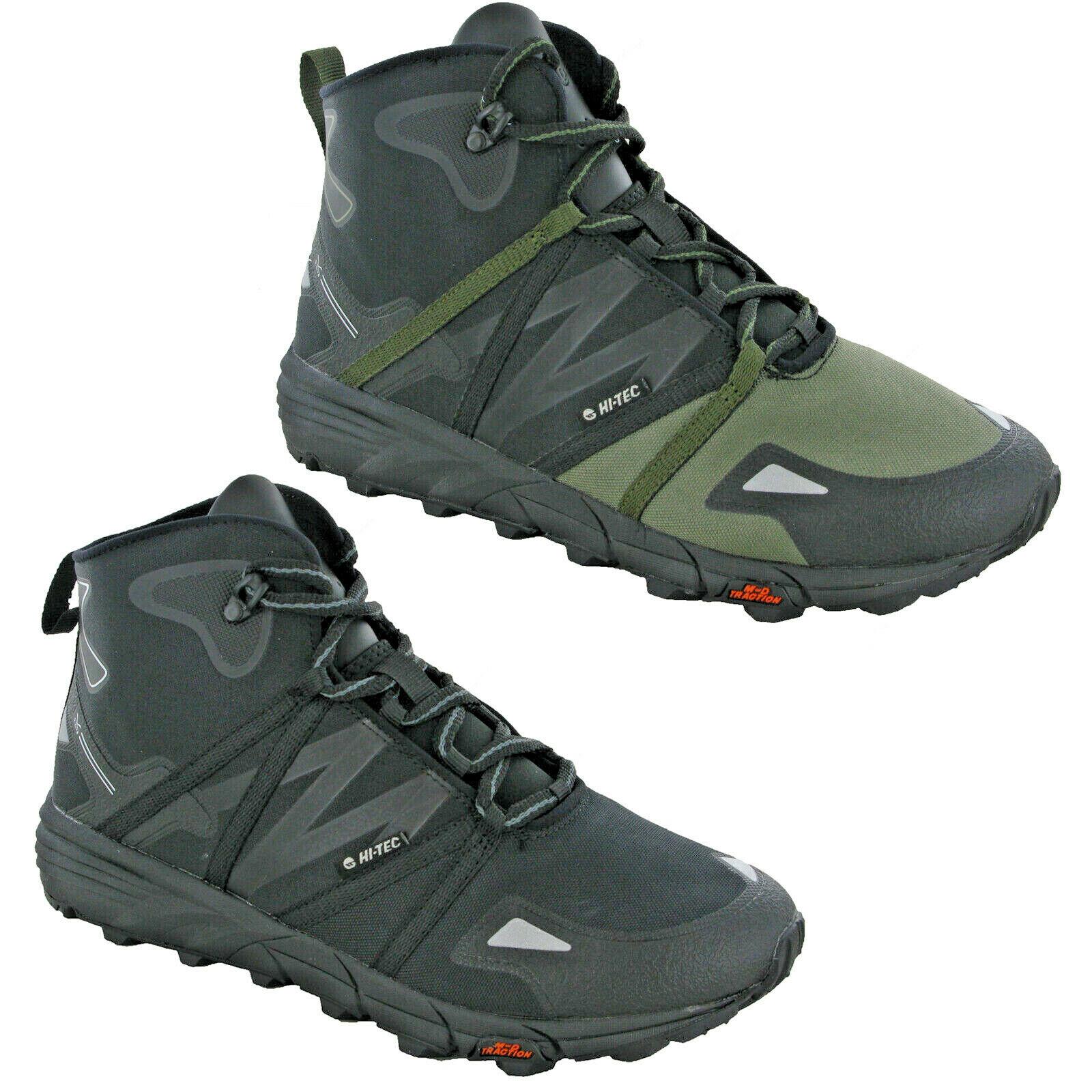 Hi-Tec Boots Walking Lightweight Mens V