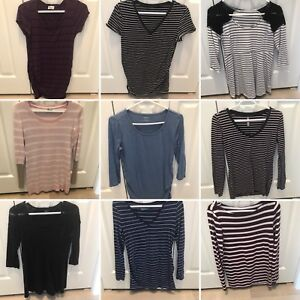 Maternity Tops Lot