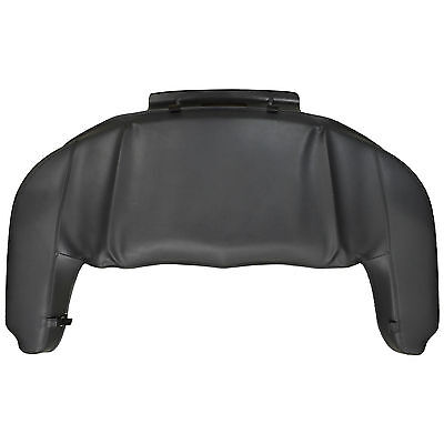 Convertible Boot Top Cover Tonneau Dark Gray Leather For Toyota Solara