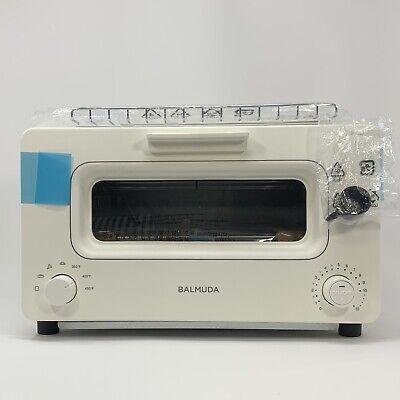 BALMUDA The Toaster Steam Toaster Oven - White #K01M-WS