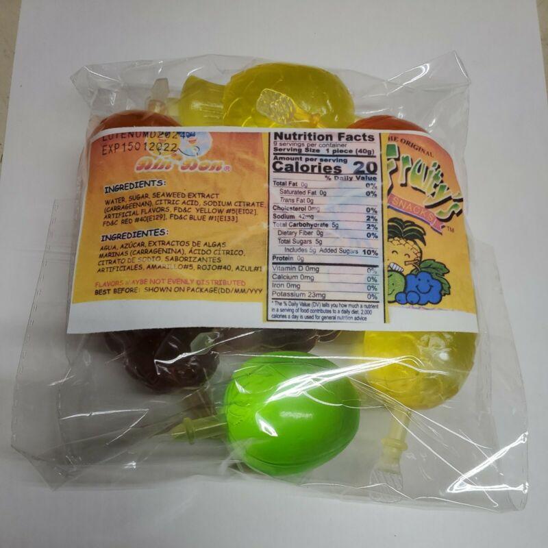 Din don Fruit Jelly TIK TOK CANDY (Tik Tok 9 PIECE) SEND SAME DAY FAST SHIP