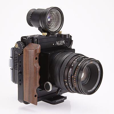 ALPA Lens board (fit hasselblad V lens) phase one, leaf ,digital  back mount