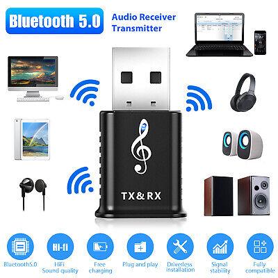 bluetooth 5 0 audio transmitter receiver usb