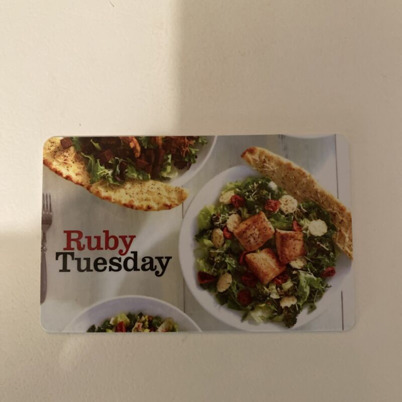 Ruby Tuesday $50 gift card