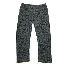 lucy capri leggings women's size s cropped pants pull on