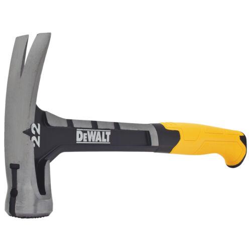 DeWalt DWHT51064 22 oz 1 Piece Steel Rip Claw Hammer