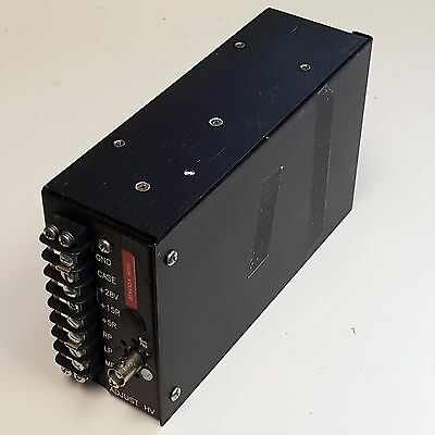 Cps Hv Power Supply 5003andcb5 28vdc Input 0-2kv 5ma Output