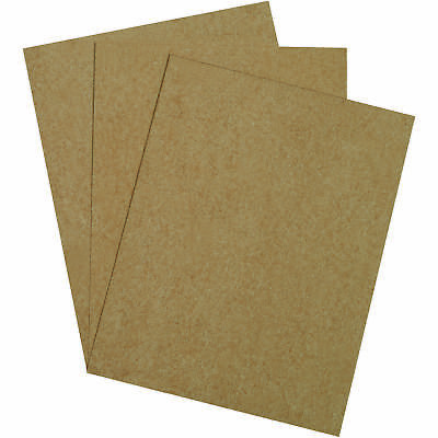 Box Partners Chipboard Pads 8 12 X 11 Kraft 960case Cp8511